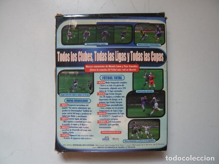 Videojuegos y Consolas: FIFA 99 - MORIENTES / IBM PC / RETRO VINTAGE / Diskettes - Foto 2 - 288150598
