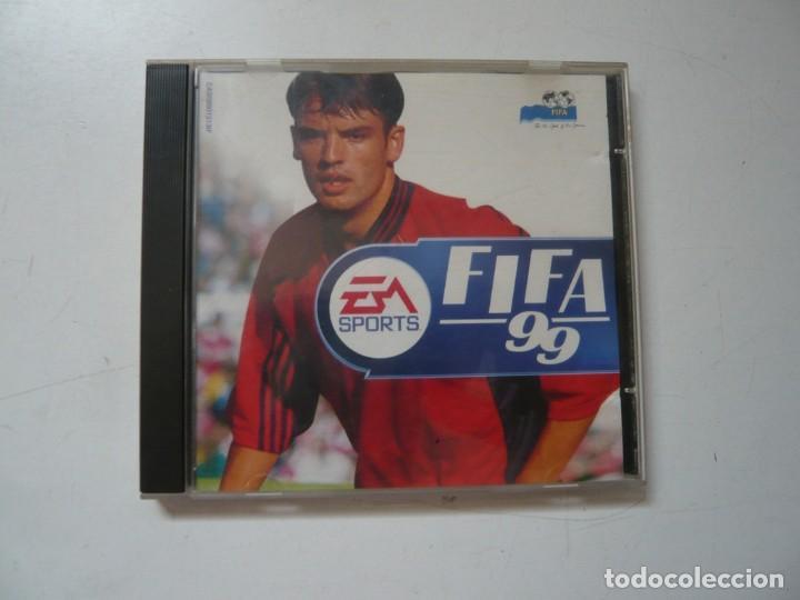 Videojuegos y Consolas: FIFA 99 - MORIENTES / IBM PC / RETRO VINTAGE / Diskettes - Foto 5 - 288150598