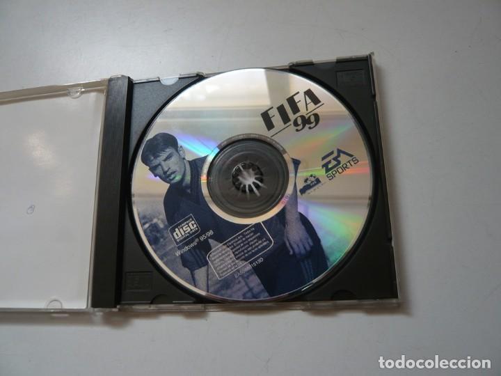 Videojuegos y Consolas: FIFA 99 - MORIENTES / IBM PC / RETRO VINTAGE / Diskettes - Foto 6 - 288150598