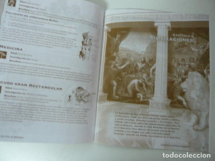 Videojuegos y Consolas: AGE OF EMPIRES - EL AUGE DE ROMA / IBM PC / RETRO VINTAGE / Diskettes - Foto 6 - 288151808