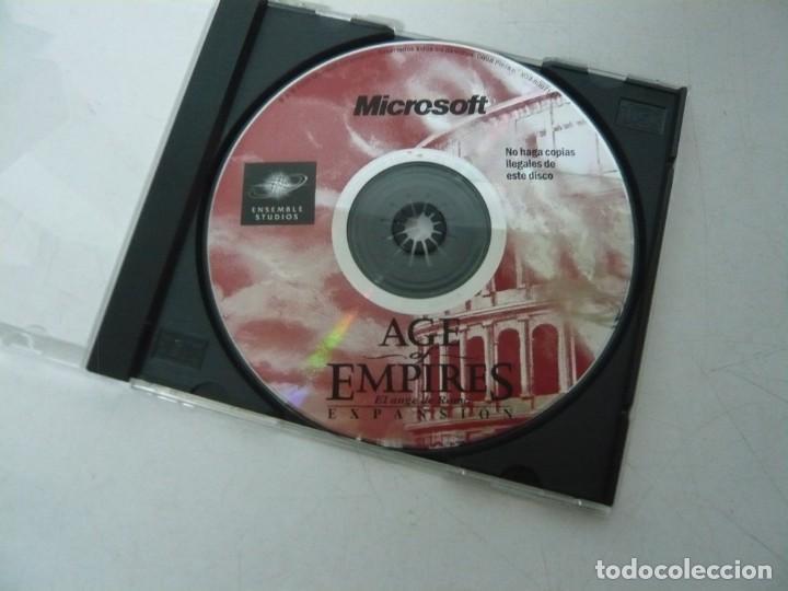 Videojuegos y Consolas: AGE OF EMPIRES - EL AUGE DE ROMA / IBM PC / RETRO VINTAGE / Diskettes - Foto 7 - 288151808