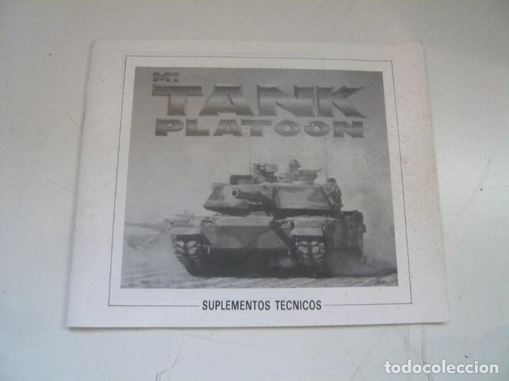 Videojuegos y Consolas: M1 TANK Platoon / IBM PC / RETRO VINTAGE / Diskettes - Foto 6 - 288153053