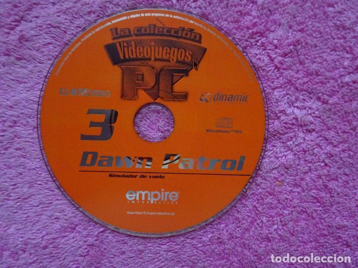 Videojuegos y Consolas: dawn patrol simulador de vuelo video juegos para pc 3 colección el mundo 1998 - Foto 3 - 288507098