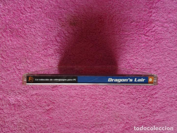 Videojuegos y Consolas: dragons lair dibujos animados interactivos video juegos para pc 6 colección el mundo 1998 - Foto 6 - 288532238