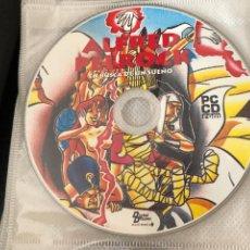Jeux Vidéo et Consoles: ALFRED PELROCK EN BUSCA DE UN SUEÑO - PC CD DVD REVISTA KREATEN DEMO. Lote 288698183