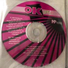 Jeux Vidéo et Consoles: OK PC 95 SHAREWARE ABANDONWARE - PC CD DVD REVISTA KREATEN DEMO. Lote 288720778
