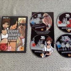 Videojuegos y Consolas: GRAND THEFT AUTO. PC. Lote 289596058