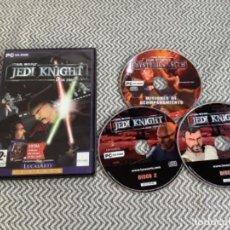 Videojuegos y Consolas: STAR WARS JEDI KNIGHT PC. Lote 289596168