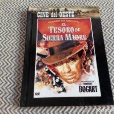 Videojuegos y Consolas: EL TESORO DE SIERRA MADRE EDICIÓN LIBRO. Lote 289597098