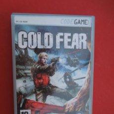 Videojuegos y Consolas: GOLD FEAR - CODE GAME - PC -CD ROM DARWORKS - 2 DISCOS TOTALMENTE EN CASTELLANO. Lote 289876988