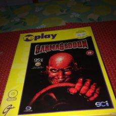 Videojogos e Consolas: CARMAGEDDON - REPLAY - VERSIÓN INGLESA - AÑO 1997. Lote 292259028
