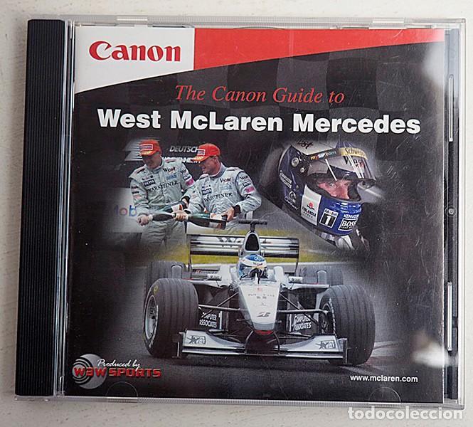 CD-ROM MÓNACO GRAND PRIX RACING SIMULATION 2. VERSIÓN DEMO. (Juguetes - Videojuegos y Consolas - PC)