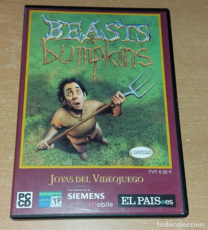 BEASTS BUMPINKS PC JOYAS WINDOWS 95 EA 1997 (Juguetes - Videojuegos y Consolas - PC)