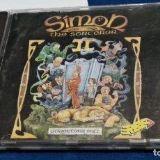 Videogiochi e Consoli: CD ROM ( SIMON THE SORCERER II -EL LEÓN, EL MAGO Y EL ARMARIO)1995 ERBE- SOFTWARE VERSIÓN CASTELLANO. Lote 293680093