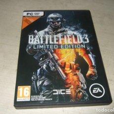 Videogiochi e Consoli: JUEGO BATTLEFIELD 3 LIMITED EDITION - PC. Lote 293980053
