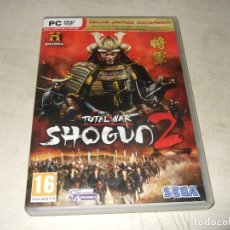 Videogiochi e Consoli: JUEGO TOTAL WAR SHOGUN 2 - PC. Lote 293980113