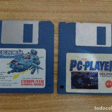 Videogiochi e Consoli: 2 JUEGOS PC (RESERVADOS). Lote 295356808