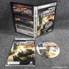 Videojuegos y Consolas: WORLD IN CONFLICT COMPLETE EDITION PC. Lote 295382793
