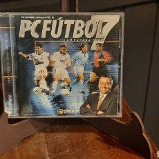 Videojuegos y Consolas: PC FUTBOL TEMPORADA 98 99 DINAMIC MULTIMEDIA. Lote 295622428