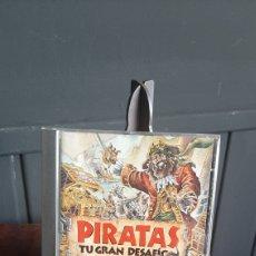 Videojuegos y Consolas: JUEGO PARA PC PIRATAS TU GRAN DESAFIO DISCOVERY CHANNEL MULTIMEDIA. Lote 295623323