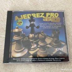Videojuegos y Consolas: JUEGO ORDENADOR PC AJEDREZ PRO 3D CD WINDOWS 95/98. Lote 295682748