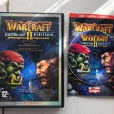 Videojuegos y Consolas: WARCRAFT II CON GUIA RAPIDA BATTLE.NET EDITION 2 PC KREATEN. Lote 296581138