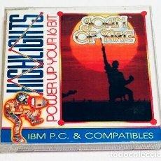 Videojuegos y Consolas: JOAN OF ARC [CHIP / SOFTGOLD] JUANA DE ARCO [RAINBOW ARTS] (1988) [PC 5 1/4] PHILIPS,TANDOM,TANDY. Lote 296799193