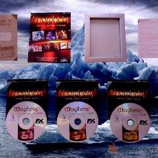 Videojuegos y Consolas: MORPHEUS - JUEGO PC - CAJA DE CARTON GRANDE. Lote 24583176