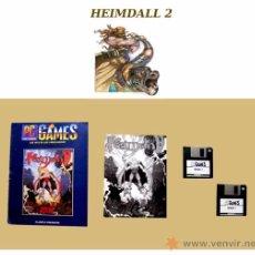 Videojuegos y Consolas: HEIMDALL 2 - PC EN DISKETTE DE 3 1/2. Lote 24582865