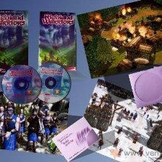 Videojuegos y Consolas: HIGHLAND WARRIORS - CAJA DE CARTÓN - JUEGO PARA PC. Lote 24582670