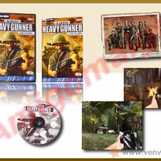 Videojuegos y Consolas: MARINE - HEAVY GUNNER VIETNAM - JUEGO PARA PC. Lote 24582606