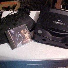 Videojuegos y Consolas: CONSOLA NEOGEO CD ,MANDO,Y JUEGO. Lote 39261556
