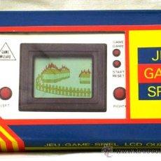 Videojuegos y Consolas: GAME WIZARD BOMBEROS FUEGO ZOO MADE IN HONG KONG TIPO NINTENDO FUNCIONA. Lote 206244421