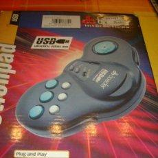 Videojuegos y Consolas: ACTIONPAD USB. Lote 26336962