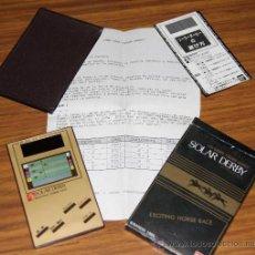 Videojuegos y Consolas: SOLAR DERBY - BANDAI - GAME WATCH. Lote 110017963