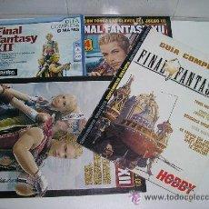 Videojuegos y Consolas: GUIA COMPLETA FINAL FANTASY IX GUIAS - HOBBY MAS POSTER. Lote 27170104
