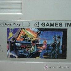 Jeux Vidéo et Consoles: VIDEO JUEGO CARTUCHO - CLON NINTENDO NES 4 JUEGOS EN 1 - . Lote 24469917