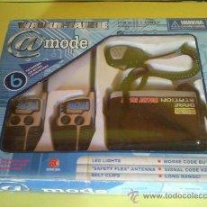 Videojuegos y Consolas: ESTACION BASE WALKIE TALKIE @MODE . Lote 27031792