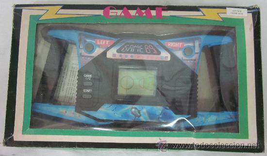 ELECTRONIC GAME,BASKET BALL,AÑOS 80,CAJA ORIGINAL,A ESTRENAR (Juguetes - Videojuegos y Consolas - Otros descatalogados)