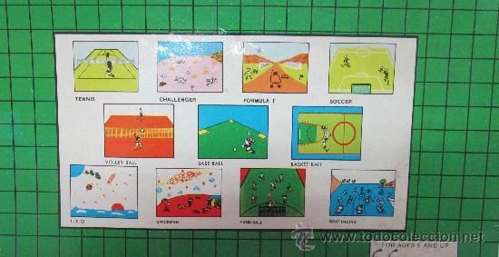 Videojuegos y Consolas: ELECTRONIC GAME,BASKET BALL,AÑOS 80,CAJA ORIGINAL,A ESTRENAR - Foto 2 - 26321780