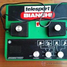 Videojuegos y Consolas: CONSOLA ANTIGUA DE VIDEOJUEGOS BIANCHI . Lote 26512424