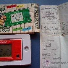Videojuegos y Consolas: GAME WATCH EN CAJA. Lote 27184615