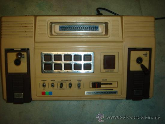 consolas de videojuegos anos 80