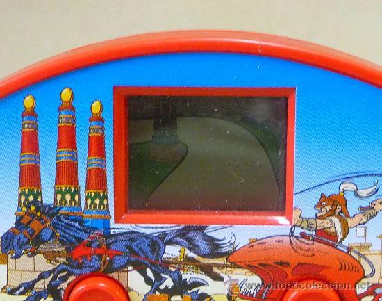 Videojuegos y Consolas: VIDEO JUEGO, ASTERIX, CONSOLA, COCHES, MC DONALS, 2007, GOSCINY-UDERZO, 8 CM - Foto 3 - 27965593
