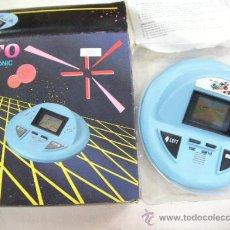 Videojuegos y Consolas: ANTIGUA CONSOLA UFO ELECTRONIC GAME CAR RACING NUEVA SIN USAR. Lote 28247233