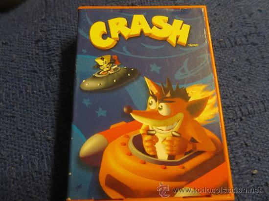M69 GAME & WATCH MAQUINITA DE CRASH NUMERO 3 TIPO CASSETTE NUEVA (Juguetes - Videojuegos y Consolas - Otros descatalogados)