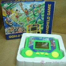 Videojuegos y Consolas: VIDEO CONSOLA PORTATIL LCD GAME SPORTS - NUEVA EN CAJA - AÑOS 80S - VOLEYBALL MAQUINA JUEGOS SPORTS. Lote 28435235