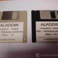 Videojuegos y Consolas - JUEGO PC DISKETE 3,5 PULGADAS VIDEOJUEGO ALADDIN. - 28644538