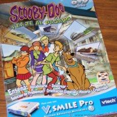 Videojuegos y Consolas: SCOOBY DOO - V.SMILE PRO. Lote 28660386