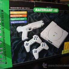 Videojuegos y Consolas: CONSOLA MASTERGAMES ANTIGUA COMPATIBLE 8 BIT. Lote 82984787